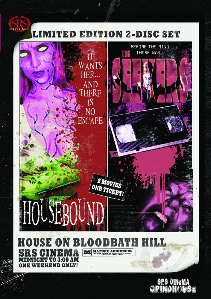 House on Bloodbath Hill DVD
