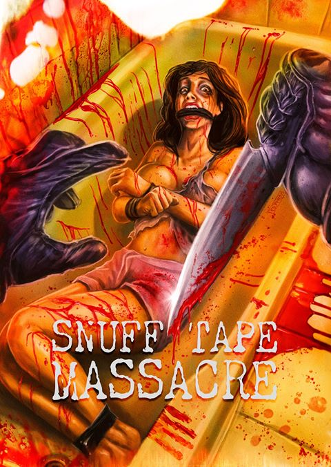 Snuff Tape Massacre DVD