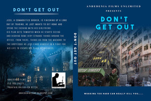 Don't Get Out DVD
