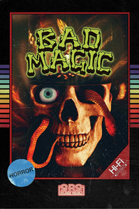 Bad Magic DVD