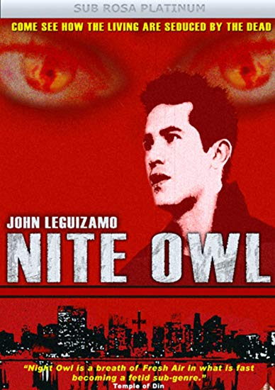 Night Owl aka Nite Owl DVD - USED