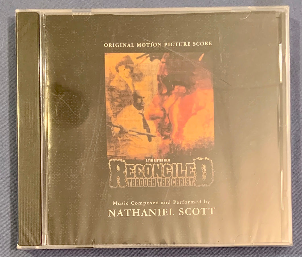 Reconciled Through the Christ CD Soundtrack OST