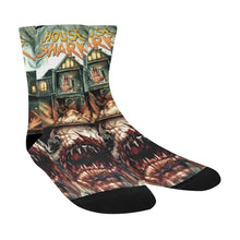 House Shark Crew Socks