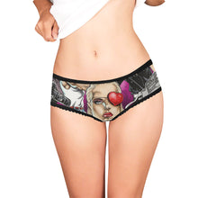 She Kills Panties Women's All Over Print Briefs (Model L14)