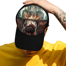 House Shark Hat Dad Cap F