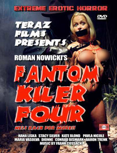 Fantom Killer 4 DVD