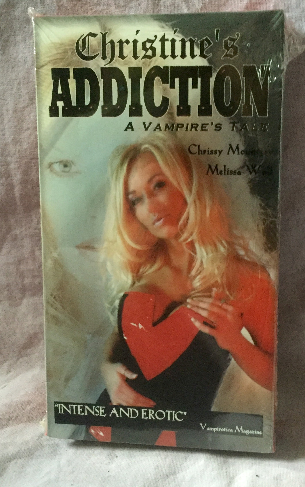 Christine's Addiction VHS