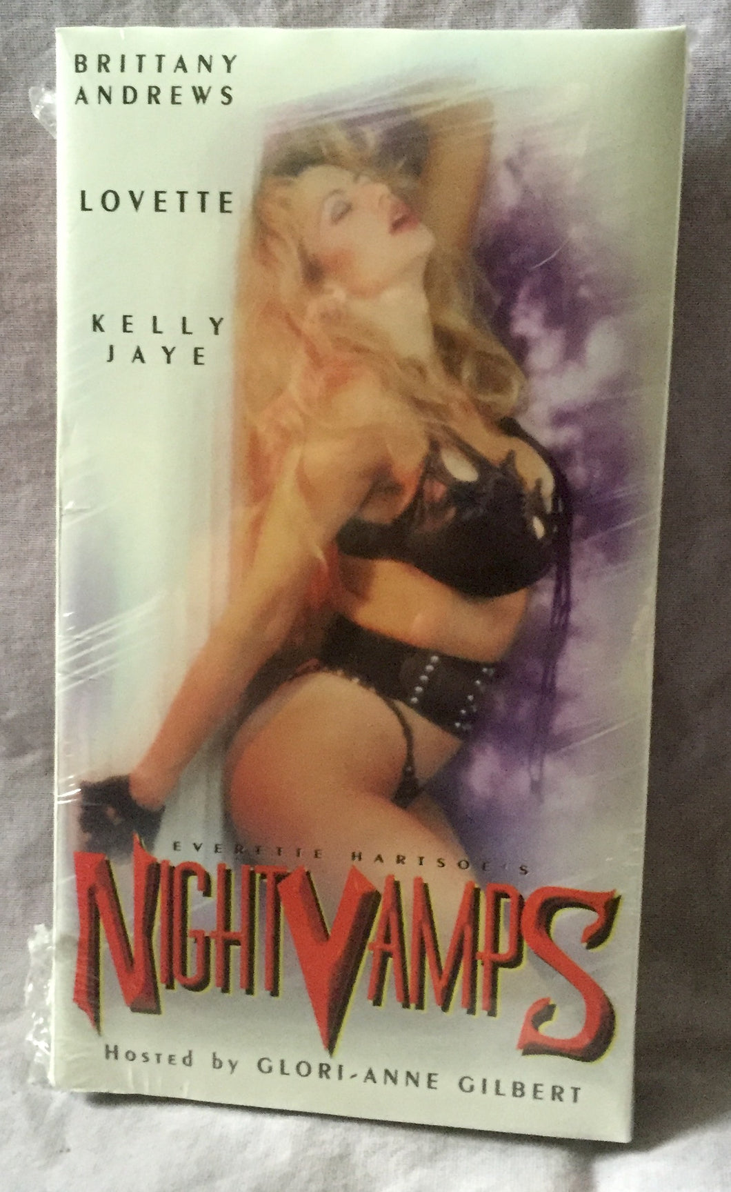 Night Vamps VHS