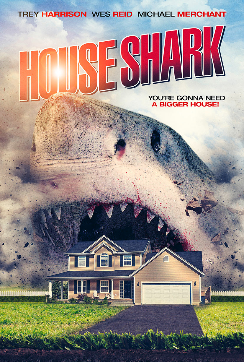 House Shark Bluray - 2 Disc Set