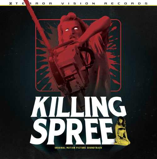 Killing Spree OST LP