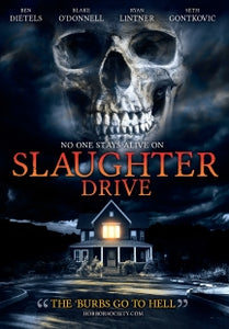 Slaughter Drive Wide Release DVD