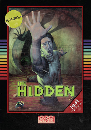 Hidden, The DVD - SRS Retro