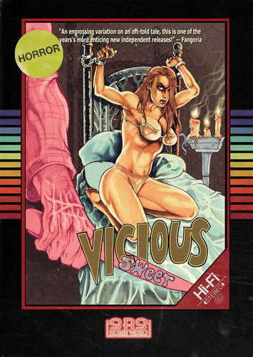 Vicious Sweet, The DVD - Retro Release