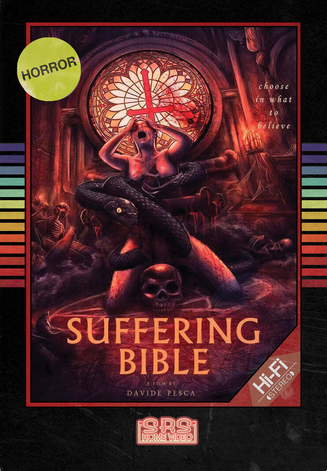 Suffering Bible Retro Edition DVD