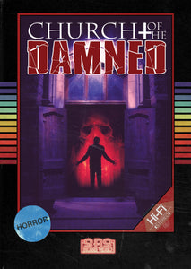 Church of the Damned Retro DVD Release