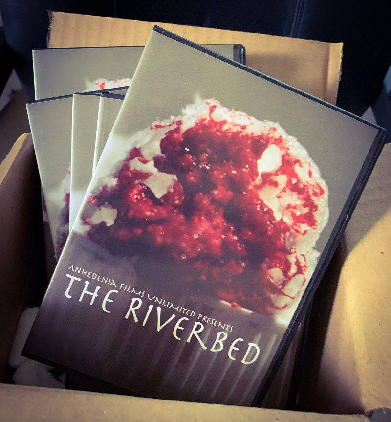River Bed, The DVD