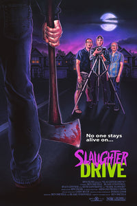 Slaughter Drive Blu-ray