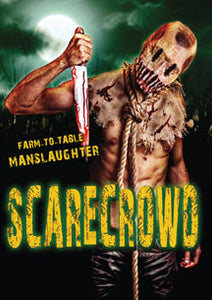 Scarecrowd DVD