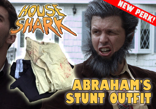 ABRAHAM STUNT OUTFIT from HOUSE SHARK