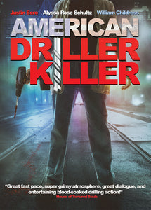 American Driller Killer DVD