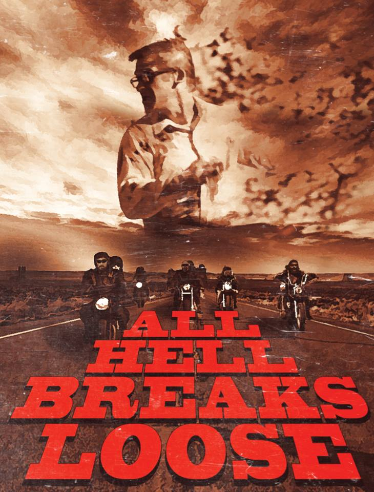All Hell Breaks Loose VHS