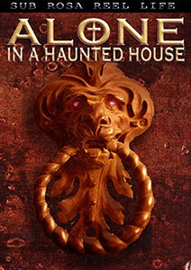 Alone in a Haunted House DVD