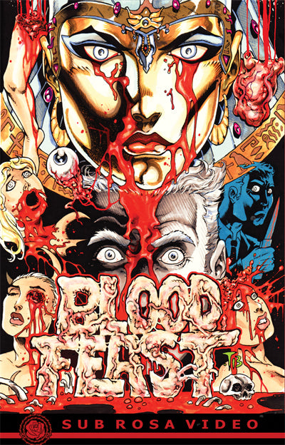Blood Feast Big Box VHS