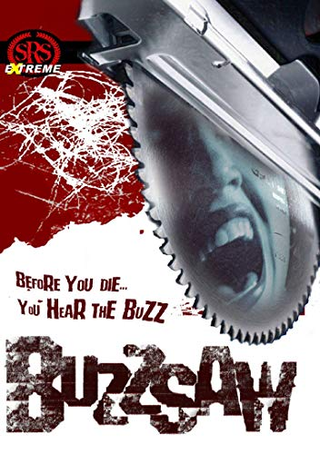 Buzz Saw DVD - USED