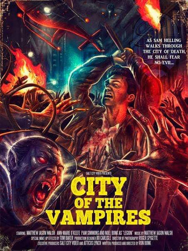 City of the Vampires Bluray