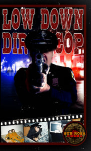 Low Down Dirty Cop 1&2 VHS Set Deluxe Big Box 2 Tape Set