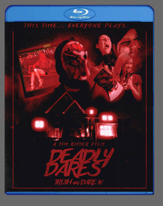 Deadly Dares: Truth or Dare IV Blu-Ray