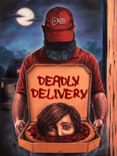 Deadly Delivery Bluray