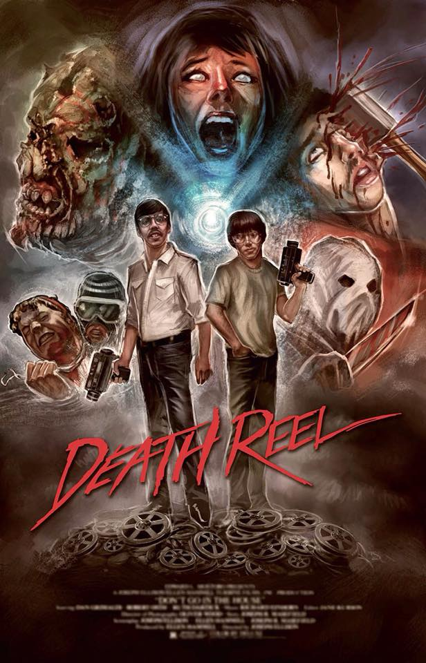 Death Reel Blu-Ray