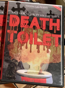 Death Toilet DVD