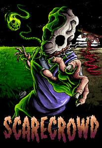 Scarecrowd VHS