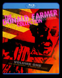 Donald Farmer Collection Vol 1: Summoned/A Taste of Flesh Blu