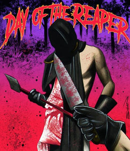 Day of the Reaper VHS Clam Shell
