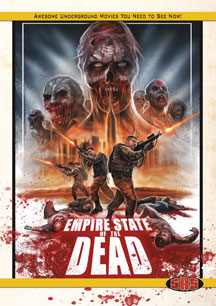 Empire State of the Dead DVD - wide release