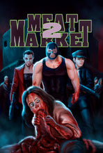 Meat Market 1 & 2 Bluray Combo