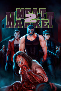 Meat Market 2 Bluray
