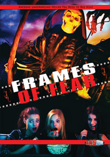 Frames Of Fear DVD