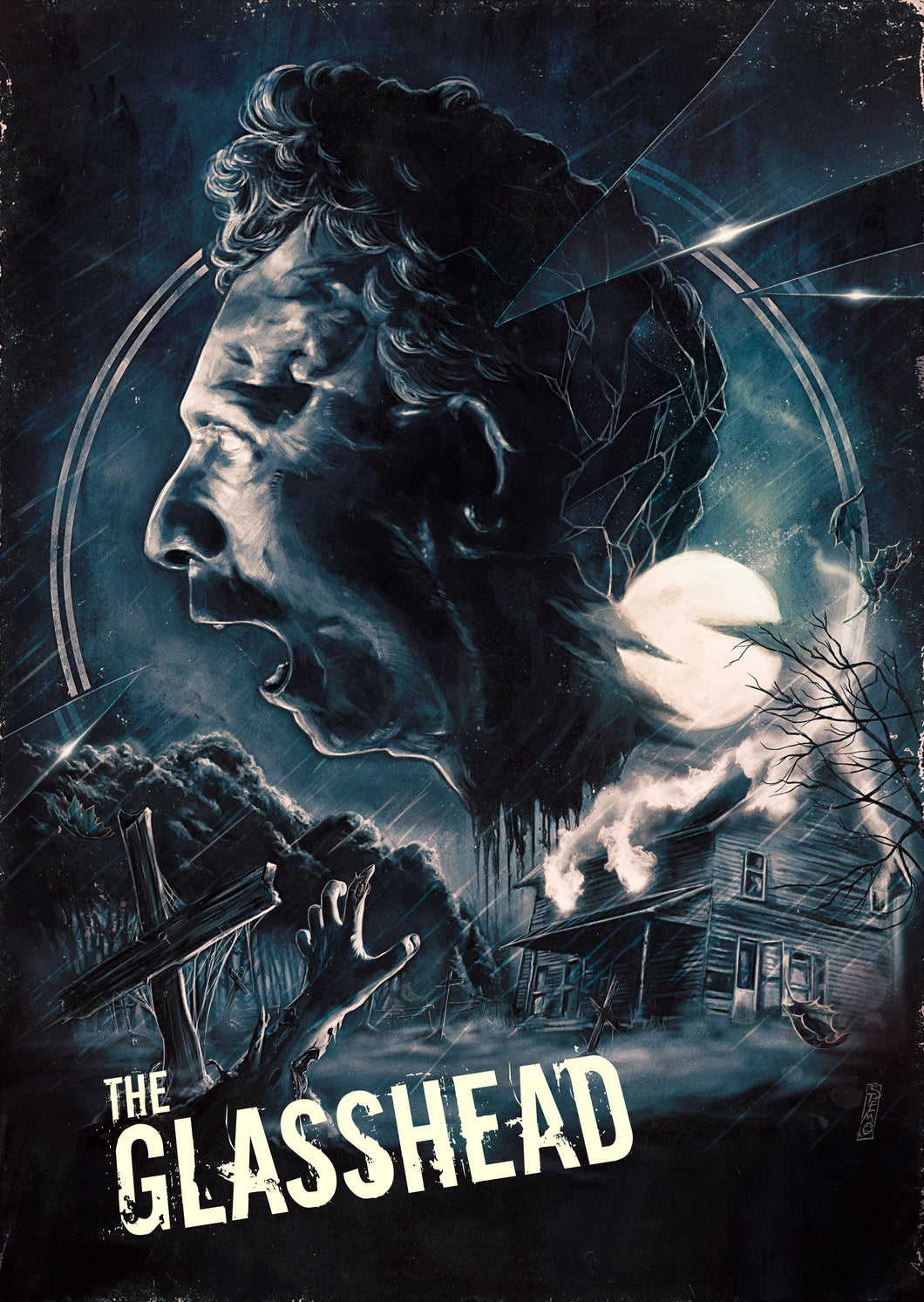 Glasshead, The Bluray