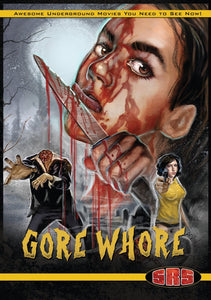 Gore Whore Blu-Ray