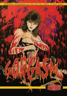 Gorgasm DVD