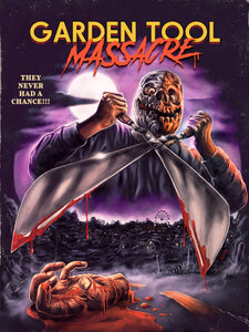 Garden Tool Massacre Bluray
