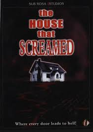 House that Screamed, The DVD