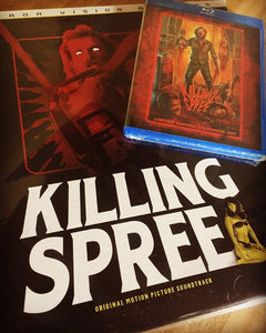 Killing Spree Bluray / LP Combo