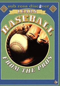 Learn Baseball from the Pros DVD - USED