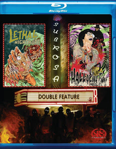 Lethal Nightmare / Hallucinations Double Feature Blu-Ray