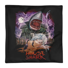 House Shark Halloween Pillow Case